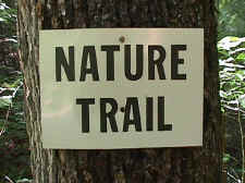 Entrance to Nature Trail
